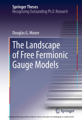 The Landscape of Free Fermionic Gauge Models