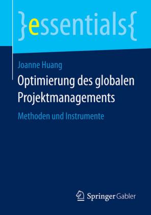 Optimierung des globalen Projektmanagements