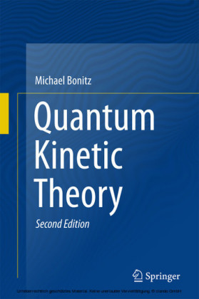 Quantum Kinetic Theory
