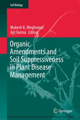 Organic Amendments and Soil Suppressiveness in Plant Disease Management