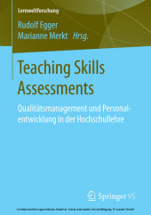 Teaching Skills Assessments
