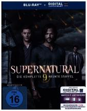 Supernatural, 4 Blu-rays + Digital UV