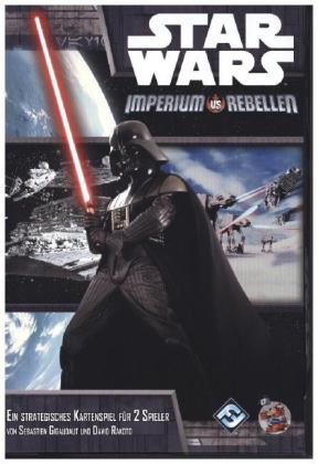 Star Wars, Imperium vs. Rebellen (Kartenspiel)