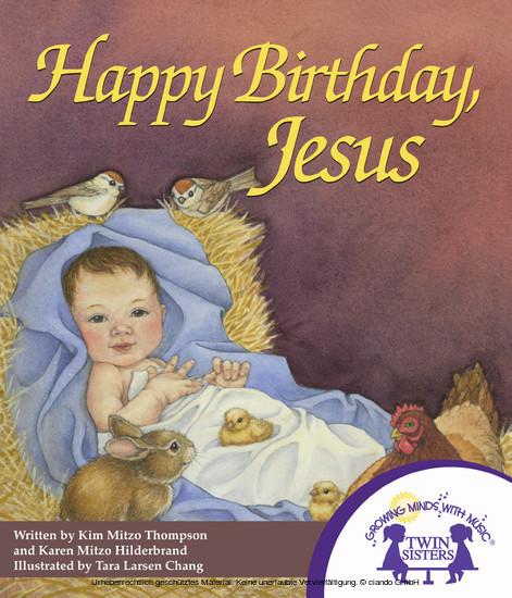 Happy Birthday Jesus EBook