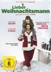Lieber Weihnachtsmann, 1 DVD Cover