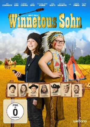 Winnetous Sohn, 1 DVD
