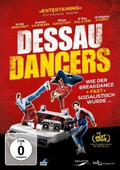 Dessau Dancers, 1 DVD Cover