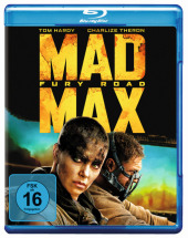 Mad Max: Fury Road, 1 Blu-ray