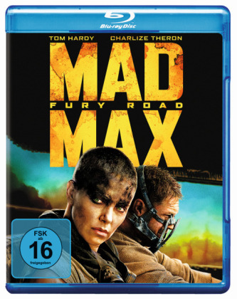 Mad Max: Fury Road, 1 Blu-ray