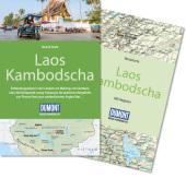 DuMont Reise-Handbuch Reiseführer Laos, Kambodscha Cover