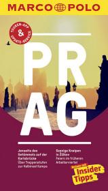 MARCO POLO Reiseführer Prag Cover