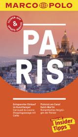 MARCO POLO Reiseführer Paris Cover