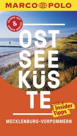 MARCO POLO Reiseführer Ostseeküste Mecklenburg-Vorpommern Cover