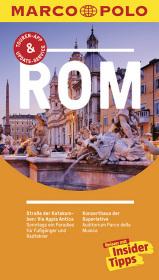 MARCO POLO Reiseführer Rom Cover