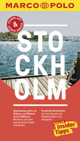 MARCO POLO Reiseführer Stockholm Cover