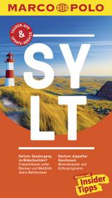 MARCO POLO Reiseführer Sylt Cover