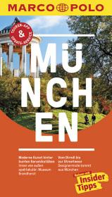 MARCO POLO Reiseführer München Cover