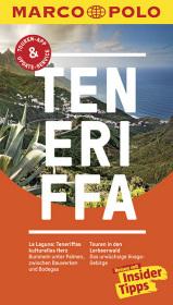 MARCO POLO Reiseführer Teneriffa Cover