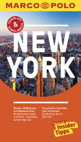 MARCO POLO Reiseführer New York Cover