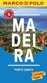 MARCO POLO Reiseführer Madeira, Porto Santo Cover