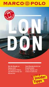 MARCO POLO Reiseführer London Cover