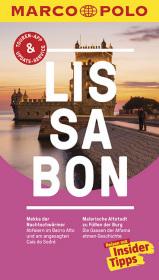MARCO POLO Reiseführer Lissabon Cover