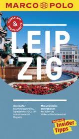 MARCO POLO Reiseführer Leipzig Cover