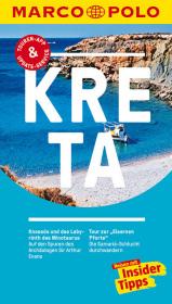MARCO POLO Reiseführer Kreta Cover
