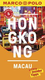 MARCO POLO Reiseführer Hongkong, Macau Cover