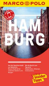 MARCO POLO Reiseführer Hamburg Cover