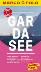 MARCO POLO Reiseführer Gardasee Cover