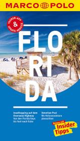 MARCO POLO Reiseführer Florida Cover