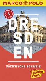 MARCO POLO Reiseführer Dresden, Sächsische Schweiz Cover