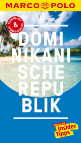 MARCO POLO Reiseführer Dominikanische Republik Cover