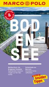 MARCO POLO Reiseführer Bodensee Cover