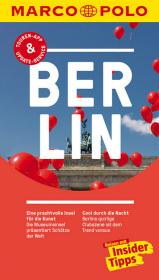 MARCO POLO Reiseführer Berlin Cover