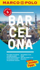 MARCO POLO Reiseführer Barcelona Cover