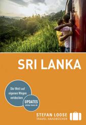 Stefan Loose Travel Handbücher Reiseführer Sri Lanka Cover