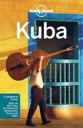 Lonely Planet Reiseführer Kuba Cover