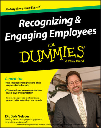 Recognizing and Engaging Employees For Dummies