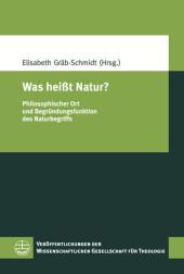 Was heißt Natur?