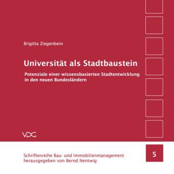 Universität als Stadtbaustein