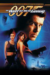 James Bond 007 - Die Welt ist nicht genug, 1 Blu-ray Cover