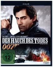 James Bond 007 - Der Hauch des Todes, 1 Blu-ray Cover