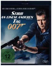 James Bond 007 - Stirb an einem anderen Tag, 1 Blu-ray Cover