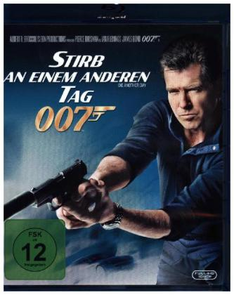 James Bond 007 - Stirb an einem anderen Tag, 1 Blu-ray