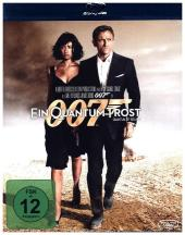 James Bond 007 - Ein Quantum Trost, 1 Blu-ray Cover