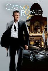 James Bond 007 - Casino Royale, 1 Blu-ray Cover