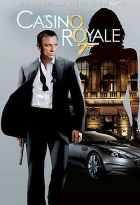 James Bond 007 - Casino Royale, 1 Blu-ray