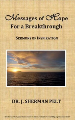 Messages of Hope for a Breakthrough